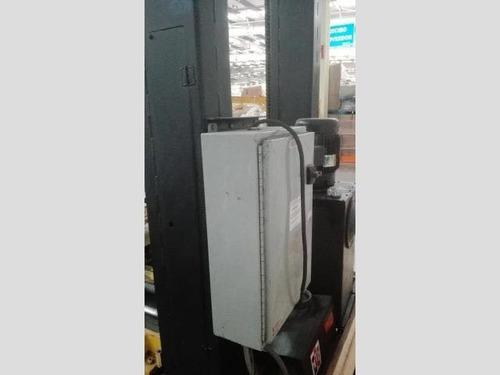 banco cambia  baterías de montacargas