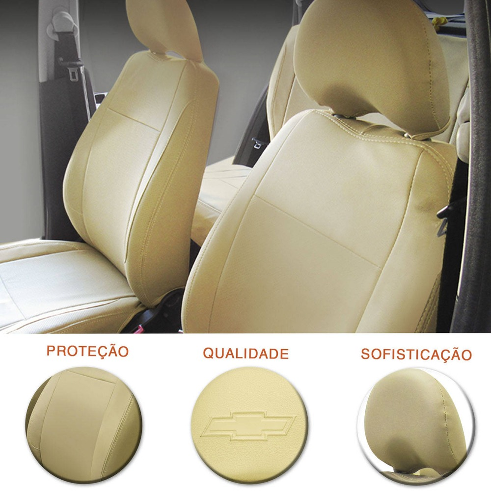 Capa De Banco Couro Ecológico Chevrolet Spin 2012 A 2019 - R  339,90 ... 851a578302