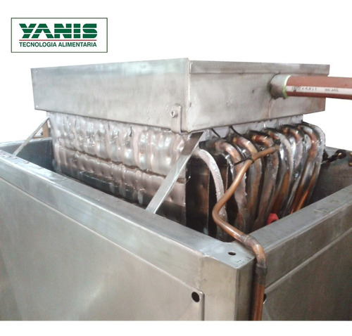 banco de agua helada chiller para cerveza 2 hp yanis srl