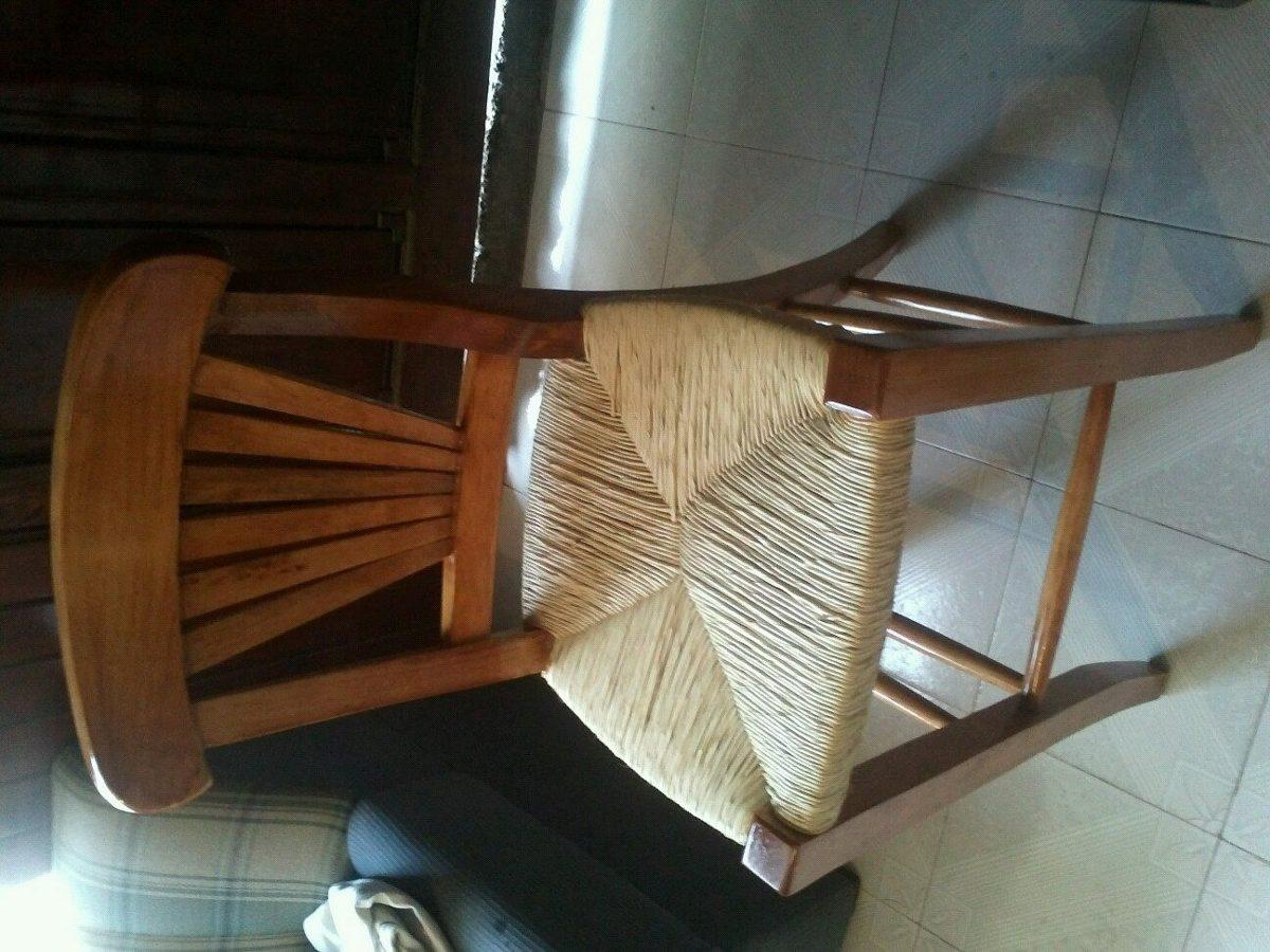 Banco de barra tejido en palma en mercado libre - Muebles en palma ...