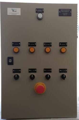 banco de capacitor painel correção fator de potência