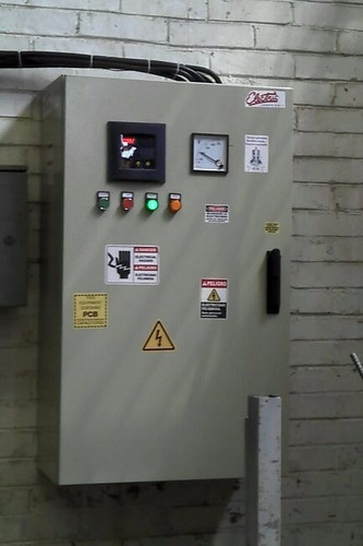 banco de capacitores (correccion de factor de potencia)