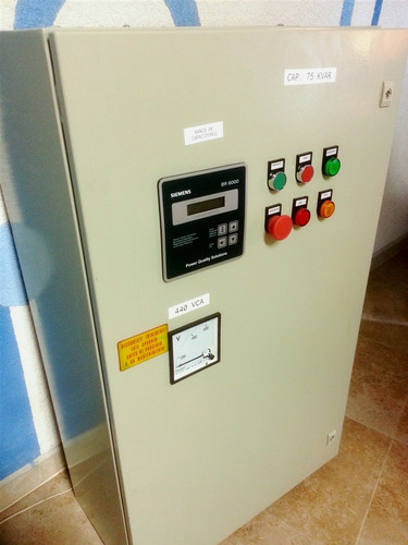 banco de capacitores (mejora tu factor de potencia) siemens