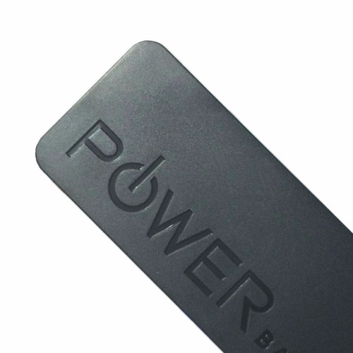 banco de carga portatil universal power bank slim 5600mah