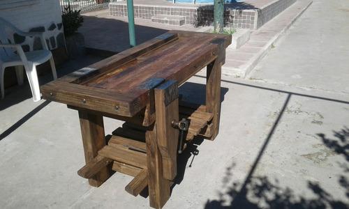 banco de carpintero deco