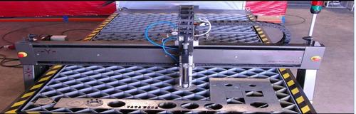 banco de corte plasma cnc - pantografo cnc