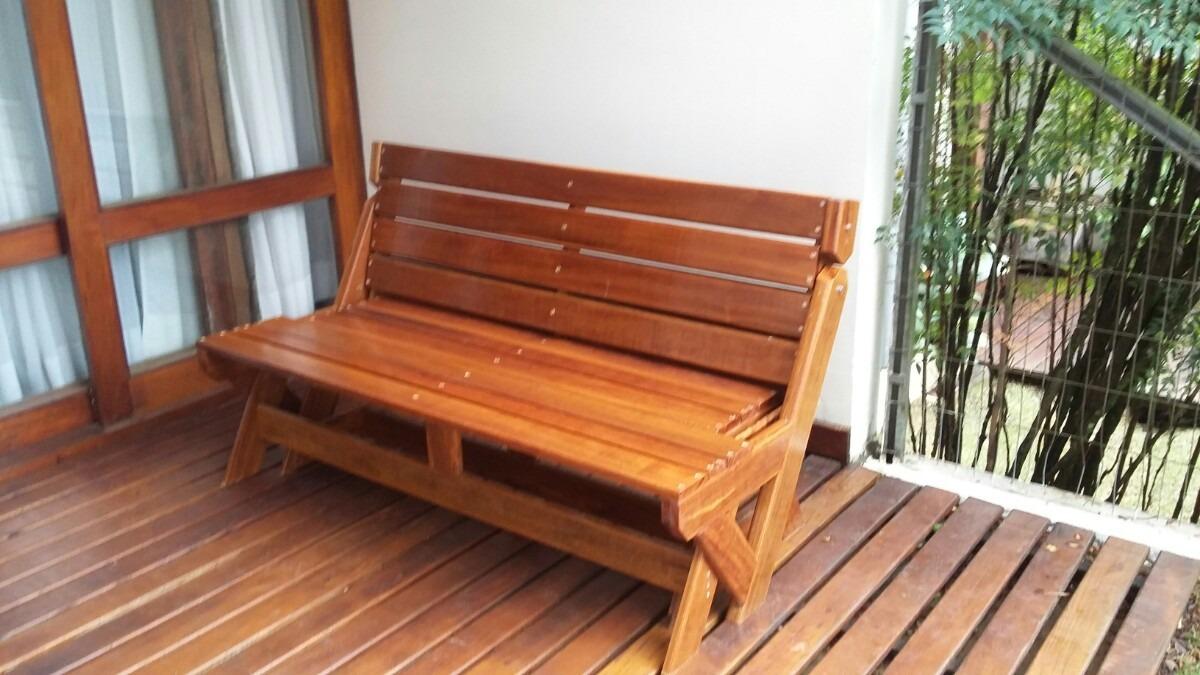 banco de jardim mesa:Banco De Jardim Dobravel Conversivel Vira Mesa – R$ 1.180,00 em