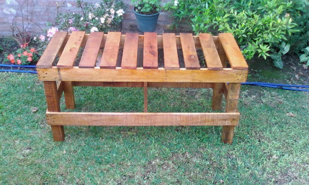 Como hacer un banco baul de madera finest como hacer un - Banco de madera ...