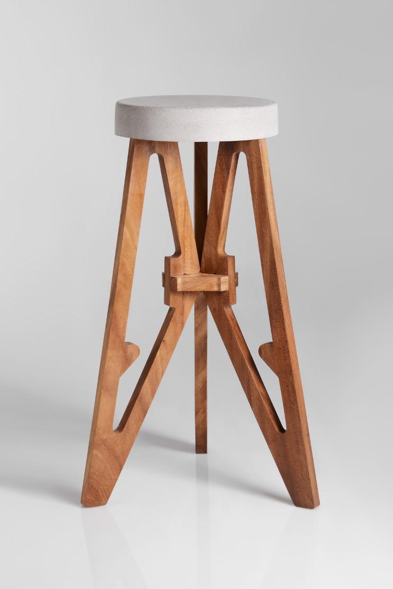 Banco de madera ideal para barra 1 en mercado libre - Banco de madera ...