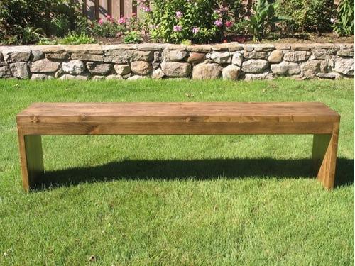 De madera para jardin venta banco madera para jardn for Bancos jardin baratos