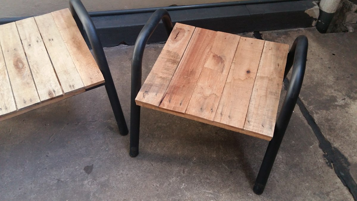 Reciclado de palets de madera elegant palet x fuerte - Sillones individuales baratos ...