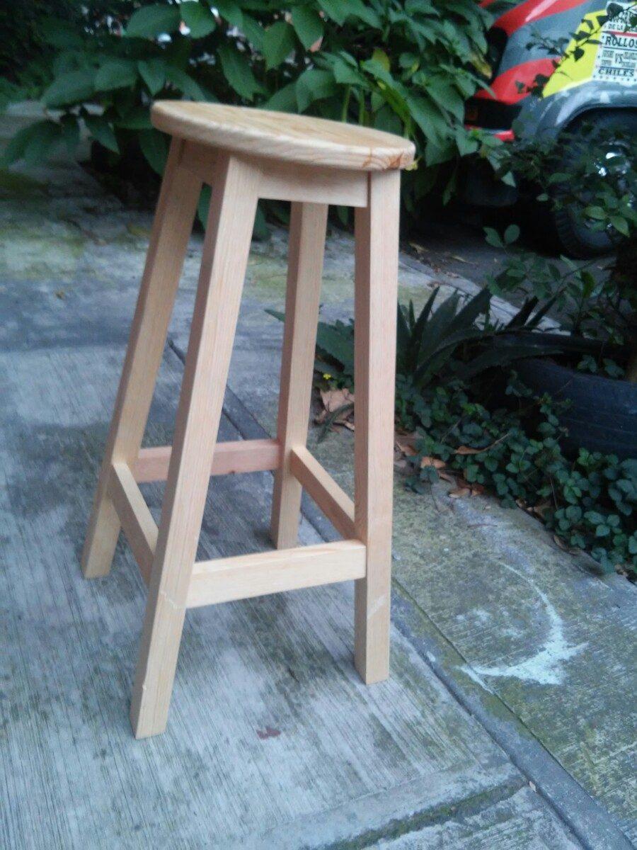 Banco de madera restirador arquitecto artista o bar for Restirador de madera