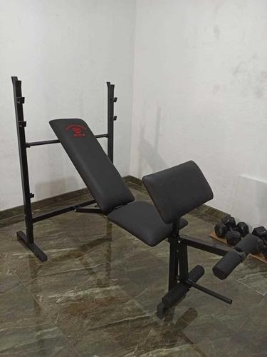 banco de pecho multifuncional predicador ejercicio gym pesas