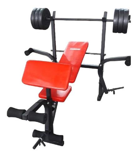 banco de pesas arg-150