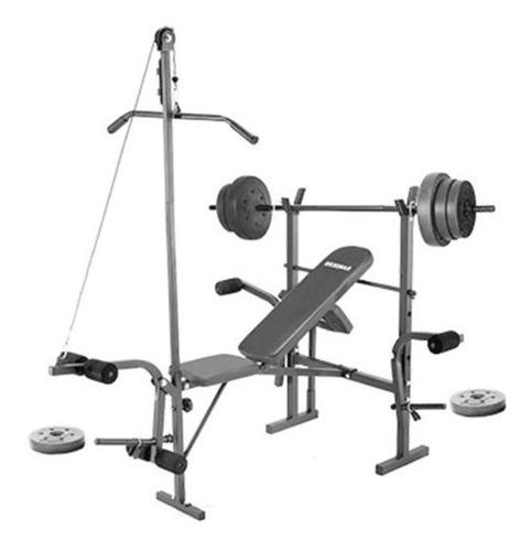 banco de pesas arg-150 hasta 100kg