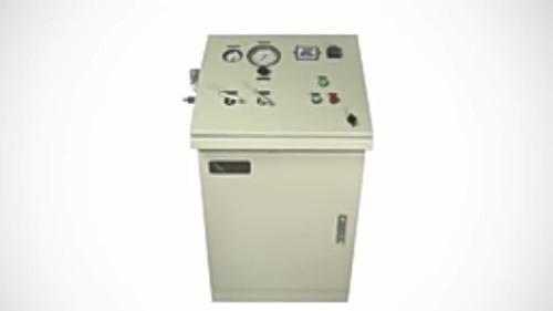 banco de presión hidráulica 15.000 psi