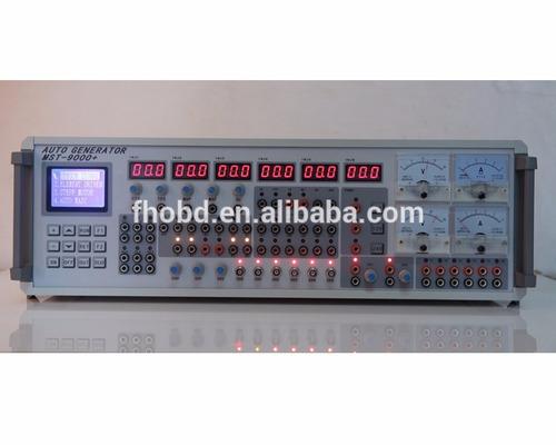 banco de pruba ecus computadoras mst 9000+ poco uso