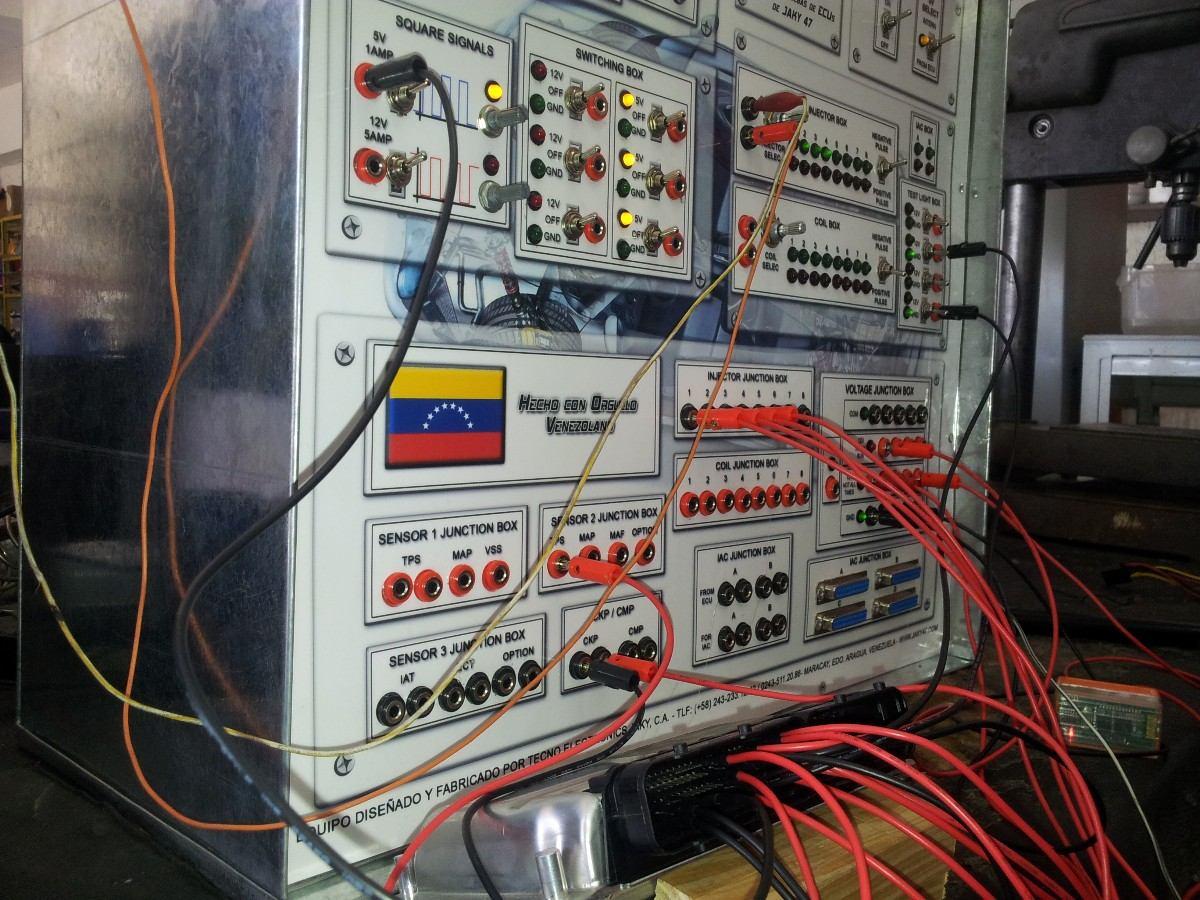 Banco De Prueba De Computadora Automotrices Ecm Pcm Ecu