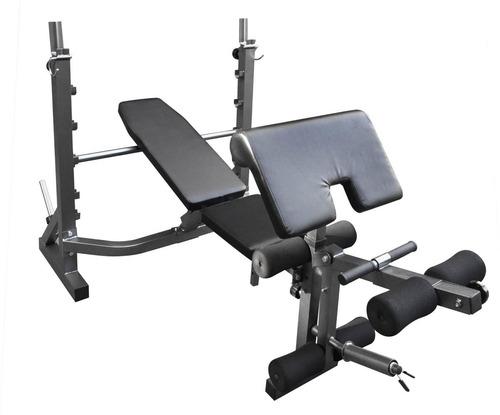 banco de supino 363 estação de musculação aparelho ginastica