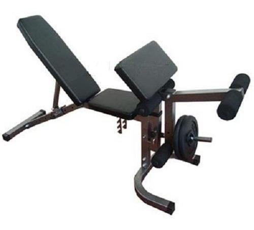 banco de supino 378 estação de musculação aparelho ginastica