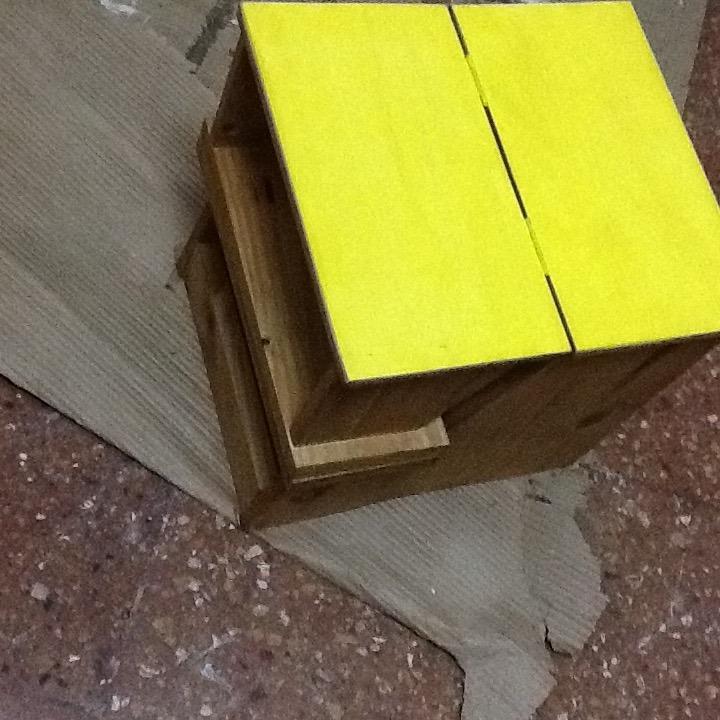 Banco Escalera Campestres Varios Colores - Muebles Deco - $ 550,00 ...