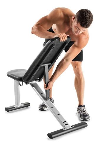 banco gold's gym xr 6.0