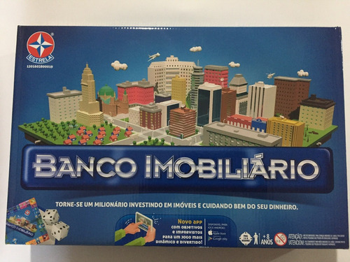 banco imobiliario da estrela com novo app - bonellihq l18