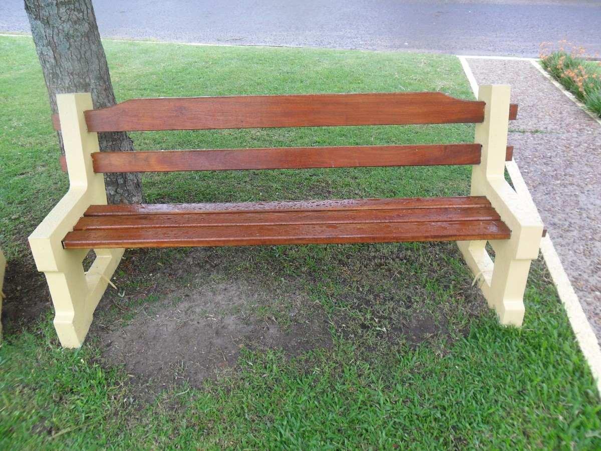 Bancos de jardin de madera banco arna todas las medidas todas las maderas todos los colores - Bancos de hierro para jardin ...