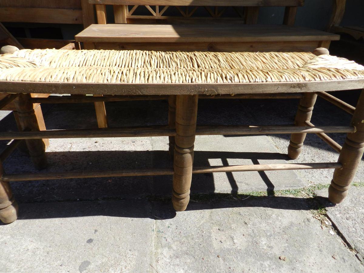 Como hacer un banco de madera rustico amazing cargando - Banco de madera rustico ...