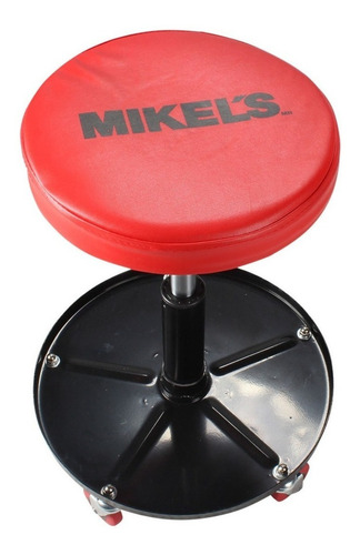 banco mecanico ajustable con deposito de herramientas mikels