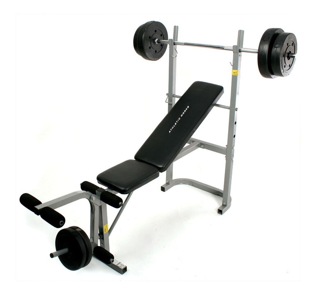 Wondrous Banco Multi Ejercicios C Discos Athletic Works Mtdp 1007 Alphanode Cool Chair Designs And Ideas Alphanodeonline