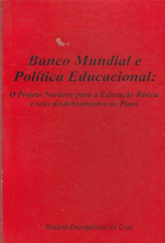 banco mundial e política educacional