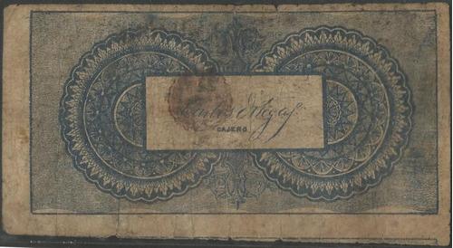 banco nacional 2 pesos 28 oct 1899 serie a p252