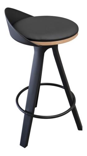 banco para barra de cocina minimalista estilo nordico