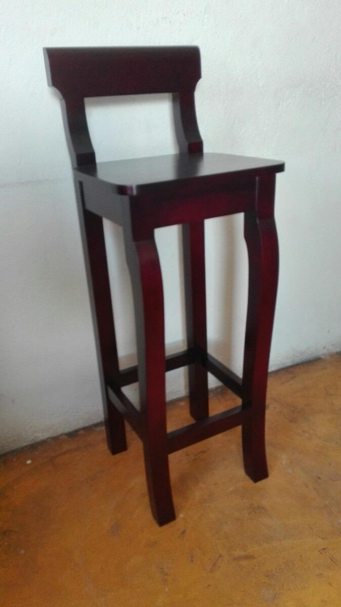 Banco para desayunador barra cantina sillas 1 for Sillas para desayunador