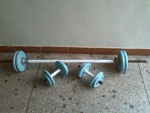 banco para pesas!
