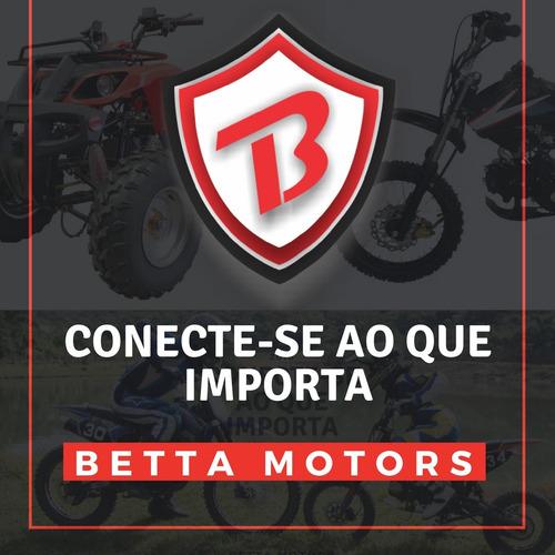 banco para quadriciclo hawk x 150cc sport esportivo bms