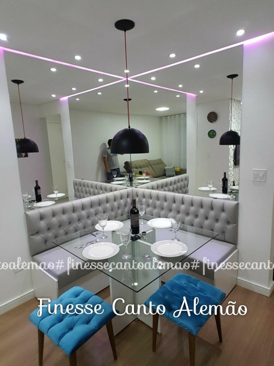 Banco Para Sala De Jantar Estilo Canto Alem O R 3 399 00 Em  -> Sala De Jantar Estilo Alemao