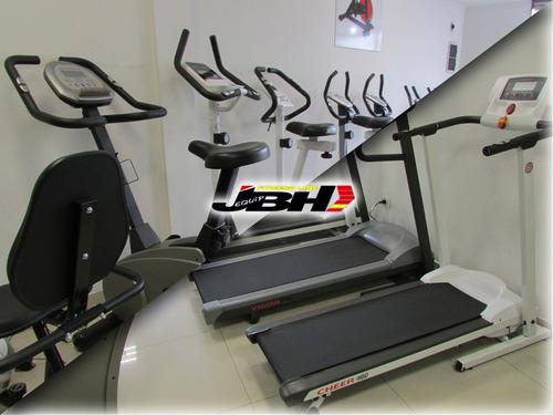 banco pecho plano inclinado piernas jbh gimnasio gym c
