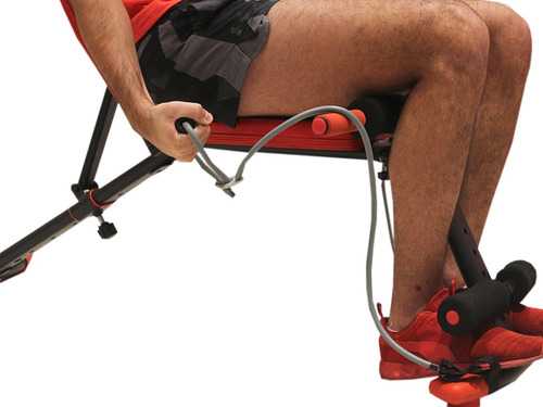 banco pesas inclinado declinado pecho espalda abdominales