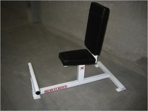 banco recto son apoyo marca : guerra fitness equipment