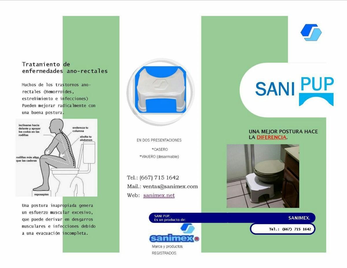 Banco sani pup para ba o wc en mercado libre - Banco para bano ...