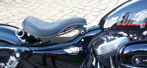 banco solo mola harley sportster 883 iron 48 forty eigth