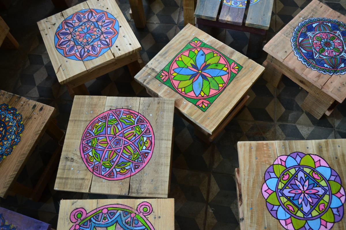 Mandalas Pintados Elegant Ac Mandalas Pintados Sobre Piedras With