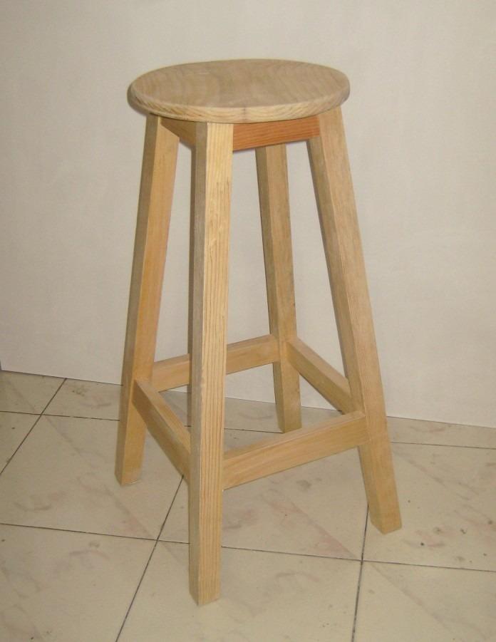 Bancos madera util practico para caballete restirador - Banco de madera ...