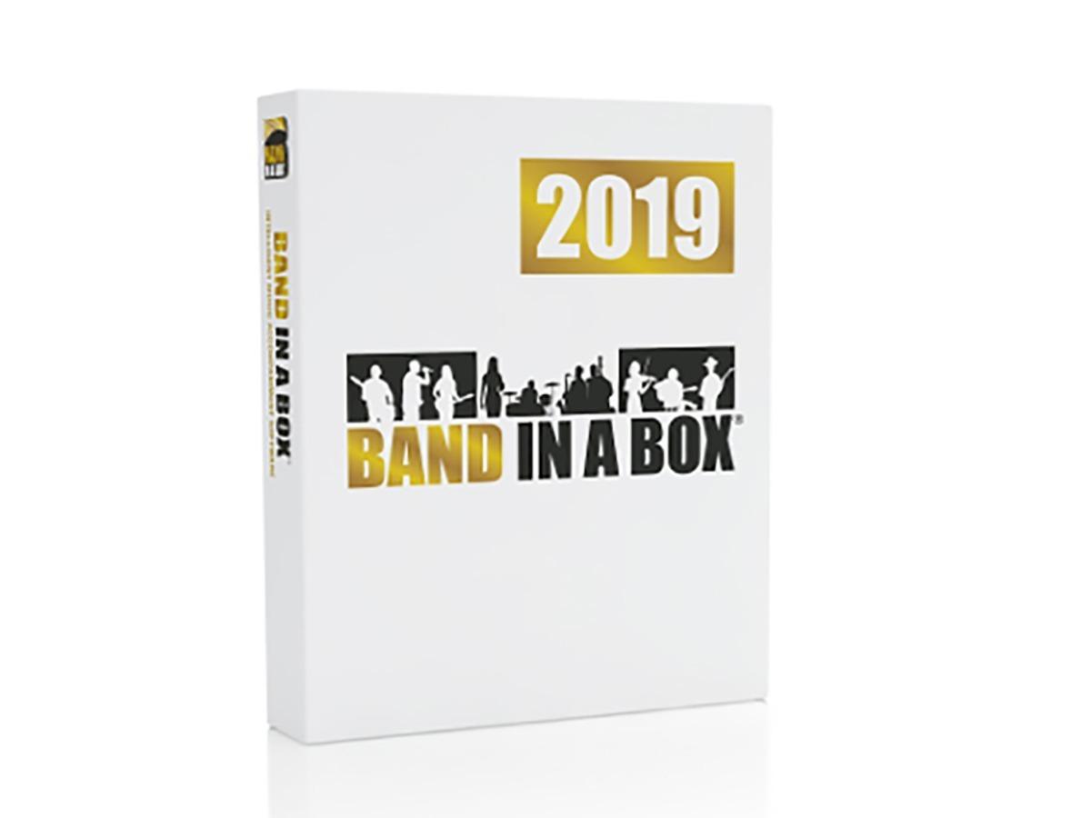 Band-in-a-box 2019 Win Completo Original Licença Pgmusic