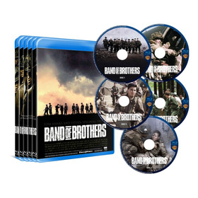 Band Of Brothers / La Serie Completa 5 Bluray