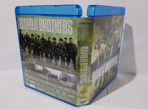 band of brothers serie 5 bluray - box blu ray