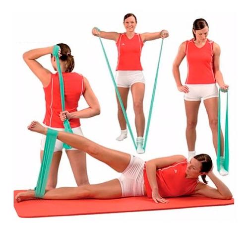 band pilates yoga banda elastica