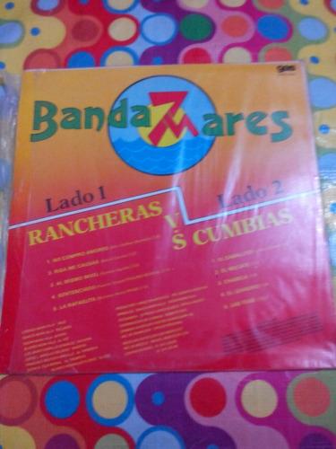 banda 7 mares lp rancheras vs cumbias 1993 r